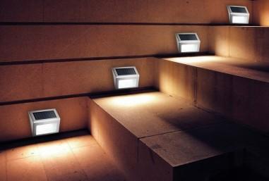 VIER Solar LED Buitenlampen
