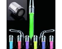 LED Kraanverlichting - verandert van kleur naarmate het water warmer wordt!