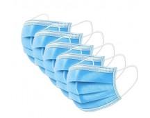 Disposable Mask 50stuks 3-laags