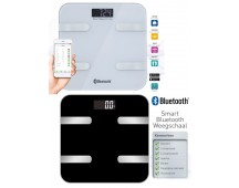 Bluetooth weegschaal met lichaamsanalyse