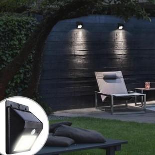 LED Buitenlamp met Bewegingssensor