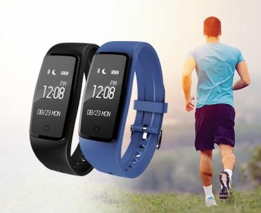 Smartwatch Activity Tracker; Verkrijgbaar in 2 kleuren