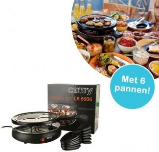 CR 6606 Gourmet / Racellete automaat